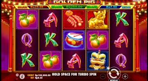 Cara bermain Golden Pig