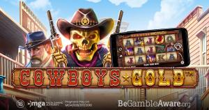 Review slot online pragmatic cowboys gold