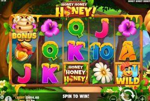 Slot Online Honey Honey honey Pragmatic