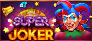 Review slot online Super joker pragmatic